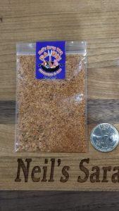 Dayum Seasoning and Rub Sample
